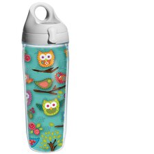 Wrap Owls Water Bottle