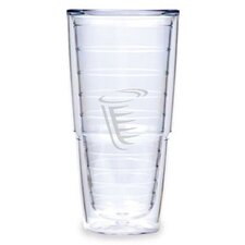 Clear 24 oz. Big-T Insulated Tumbler (Set of 2)