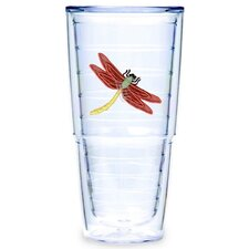 <strong>Tervis Tumbler</strong> Dragonflies Copper 24 oz. Big-T Tumbler (Set of 2)