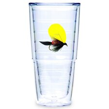 Fish Flies Yellow 24 oz. Big-T Tumbler (Set of 2)
