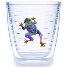 Frog Purple 12 oz. Tumbler (Set of 4)