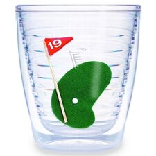 Golf #19 12 oz. Tumbler (Set of 4)
