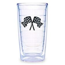 <strong>Tervis Tumbler</strong> Racing Flag 16 oz. Tumbler (Set of 2)