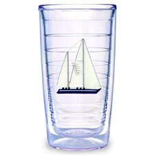 <strong>Tervis Tumbler</strong> Sailboat Hc Blue 16 oz. Tumbler (Set of 2)