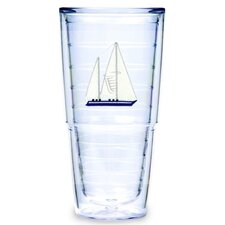 <strong>Tervis Tumbler</strong> Sailboat Hc Blue 24 oz. Big-T Tumbler (Set of 2)