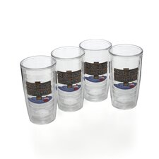 Life Is Better At The Lake 16 Oz Tumbler (Set of 4)