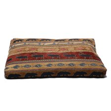Northwoods Tapestry Dog Pillow