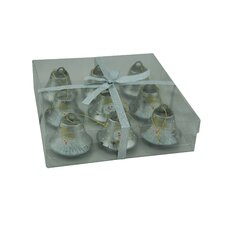 Bell Hanging Ornament (Set of 9)