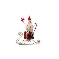 Santa on Sled (Set of 2)