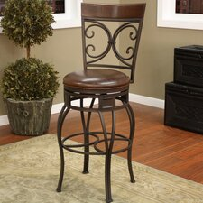 "Treviso 30"" Swivel Bar Stool"