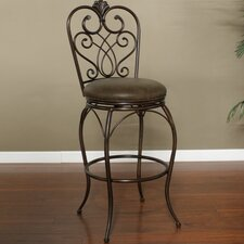 "Solace 30"" Swivel Bar Stool"