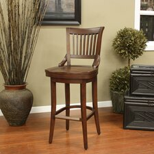 "Liberty 34"" Swivel Bar Stool"