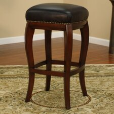 "<strong>American Heritage</strong> Rinaldo 30"" Bar Stool with Cushion"