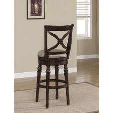 "Livingston 30"" Bar Stool with Cushion"