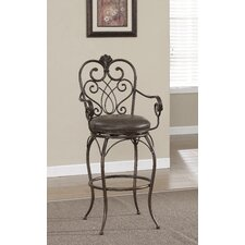 "Concerto 26"" Bar Stool with Cushion"