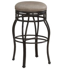"Bella 26"" Bar Stool with Cushion"