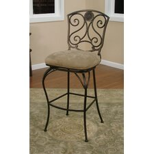 "Canterbury 24"" Swivel Bar Stool"