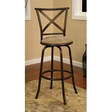 "Santina 24"" Swivel Bar Stool"