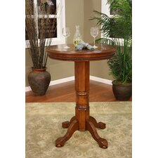 Larosa Pub Table in Suede