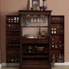 Angelina Bar Cabinet