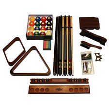 Designer Billiard Accessory Kit