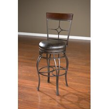 "Vincent 26"" Swivel Bar Stool"