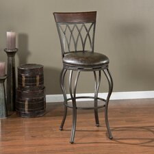 "Palermo 34"" Swivel Bar Stool"