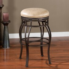 <strong>American Heritage</strong> Bella Backless Stool