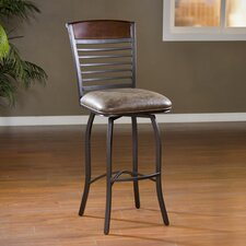 "Stefano 26"" Swivel Bar Stool"