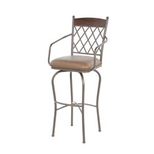 "Havana 34"" Swivel Bar Stool"