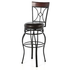 "Starletta 34"" Swivel Bar Stool"