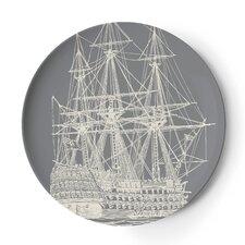 "Maritime 11"" Dinner Plates (Set of 4)"