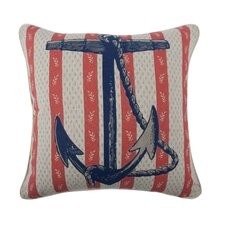 Vineyard Anchor Pillow