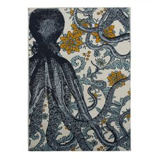 Bath Octopus Bath Mat