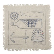 Scrimshaw Napkin (Set of 4)