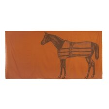 Equestrian Voil Scarf