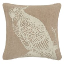 "18"" Cockatoo Pillow"