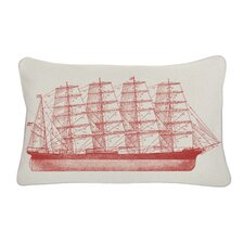 <strong>Thomas Paul</strong> Outdoor Tall Ship Pillow