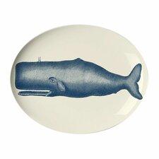 Scrimshaw Platter
