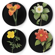 Florilegium Coasters (Set of 4)