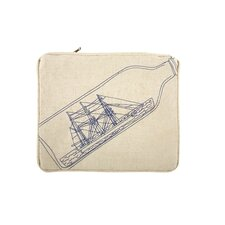 Ship-in-Bottle Pouch