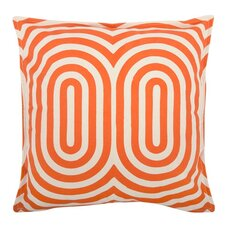 "18"" Geometric Pillow"