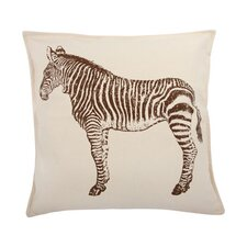 "18"" Zebra Pillow"