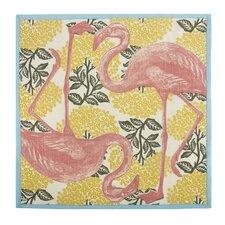 Flamingo Napkin