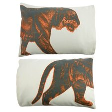 Tiger Pillowcase (Set of 2)