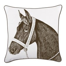 "<strong>Thomas Paul</strong> 18"" Horse Pillow"