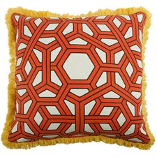 "22"" Hexagon Pillow"
