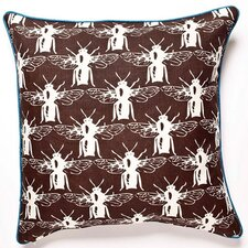"22"" Birds and Bees Pillow"