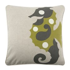 "<strong>Thomas Paul</strong> 18"" Seahorse Pillow"