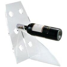 Nova 6 Bottle Tabletop Wine Glass Rack